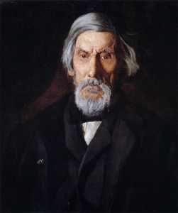 Thomas Eakins - Retrato de William H. MacDowell