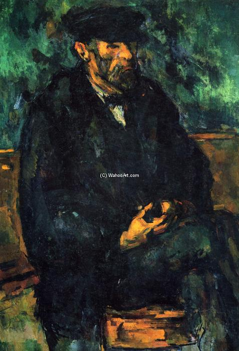 famous painting O Sailor of Paul Cezanne