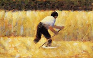 Georges Pierre Seurat - O Mower