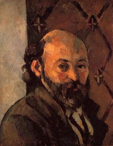 Paul Cezanne - Auto-Retrato (8)